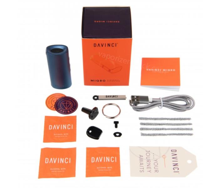 Davinci MIQRO - basic collection